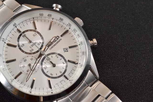 パパの時計
